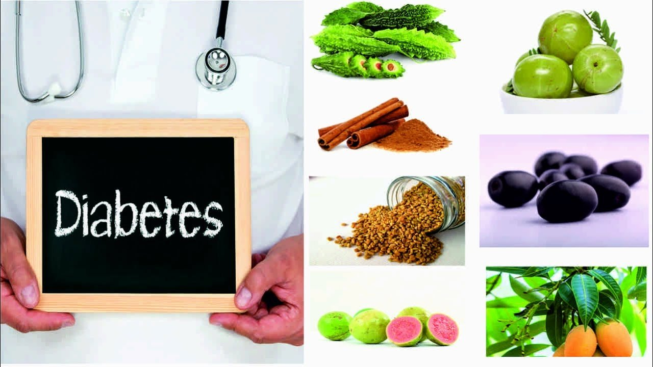 How to Cure &  Get Rid of Diabetes Naturally, 7 Natural ...
