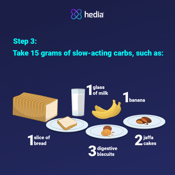 how to fix low blood sugar hedia diabetes assistant