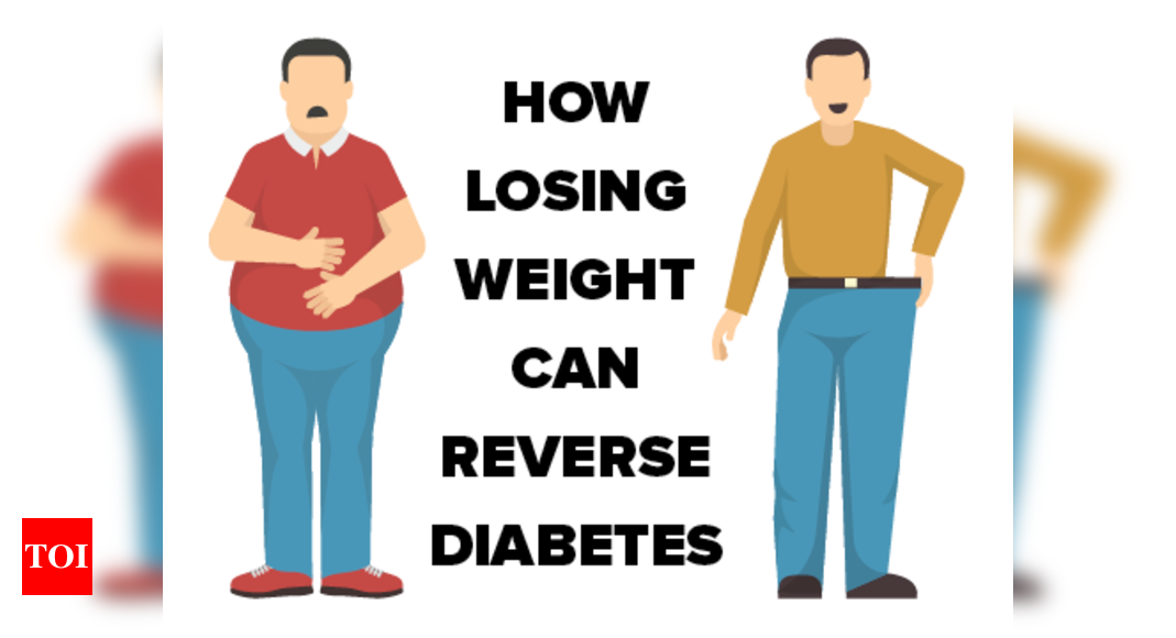 Infographic: Losing weight can reverse diabetes: Study ...