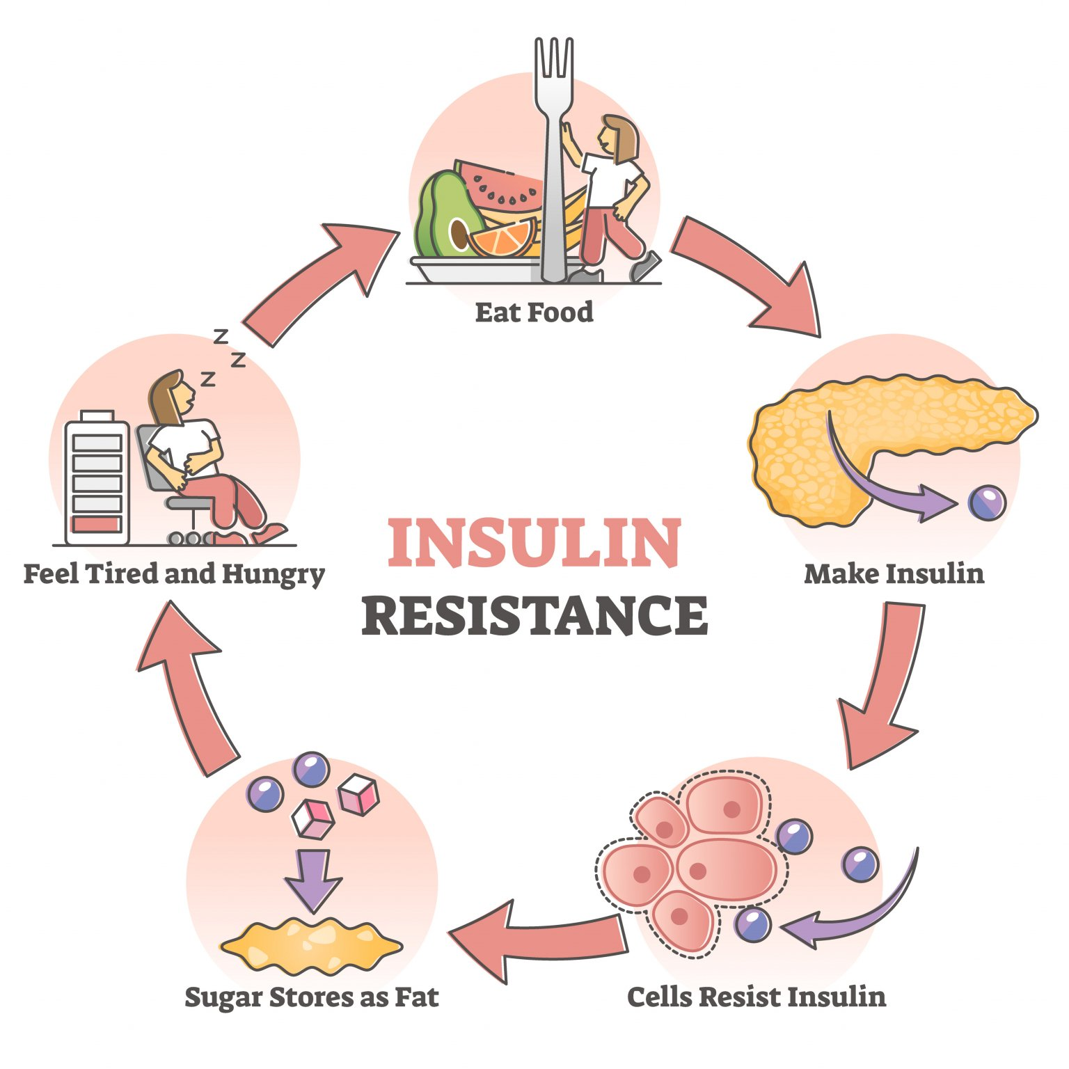 Insulin Resistance and Infertility: What you Need to Know ...