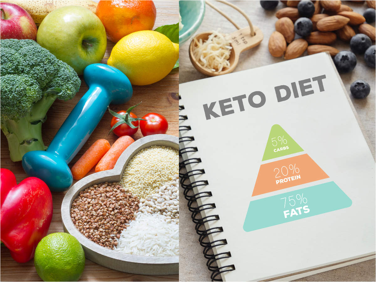 Keto, Intermittent Fasting can help you lose weight and ...