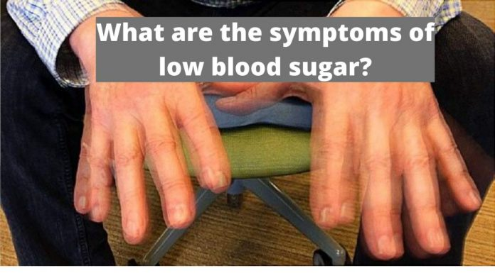 what causes low blood sugar symptoms and treatment